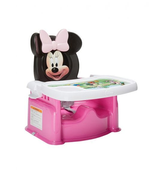 THE FIRST YEARS Disney Minnie Booster Seat