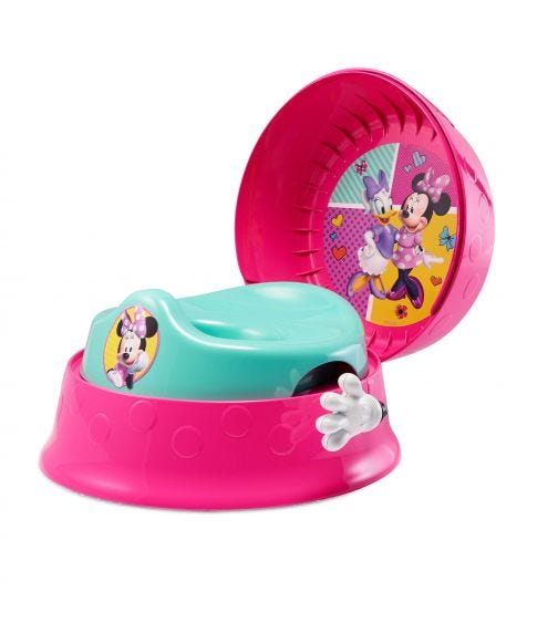THE FIRST YEARS Minnie Mouse 3 In 1 Potty System