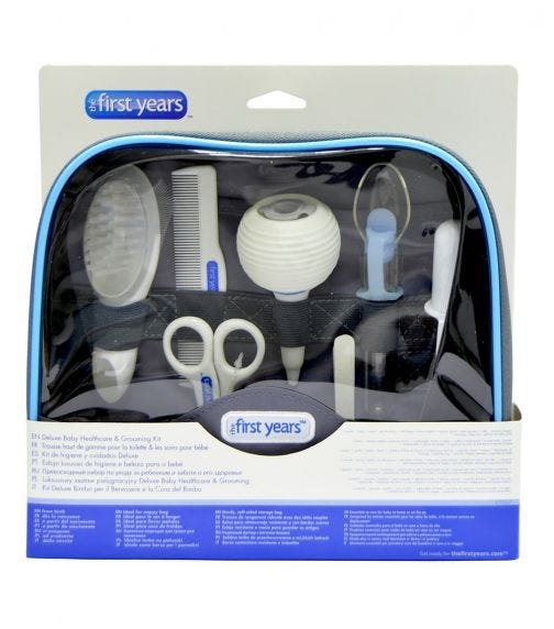 THE FIRST YEARS Healthcare & Grooming Kit