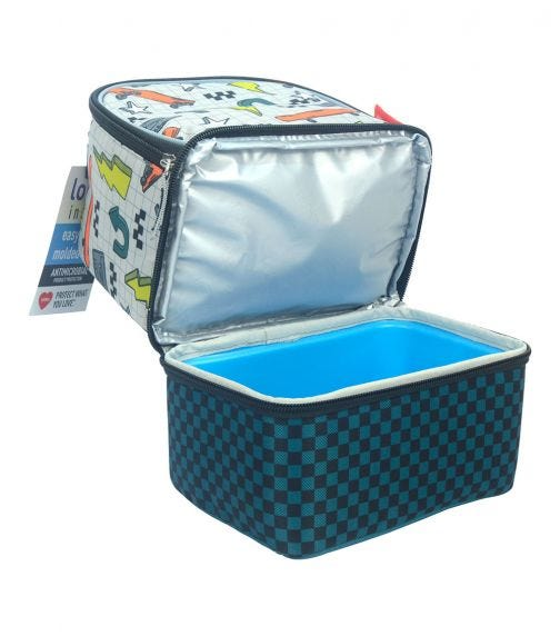 THERMOS Dual Lunch Kit With LDPE Liner - Skater