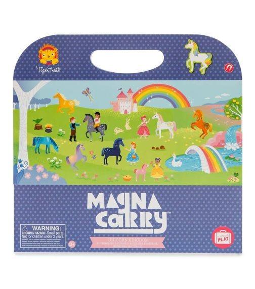 TIGER TRIBE Magna Carry Unicorn Kingdom