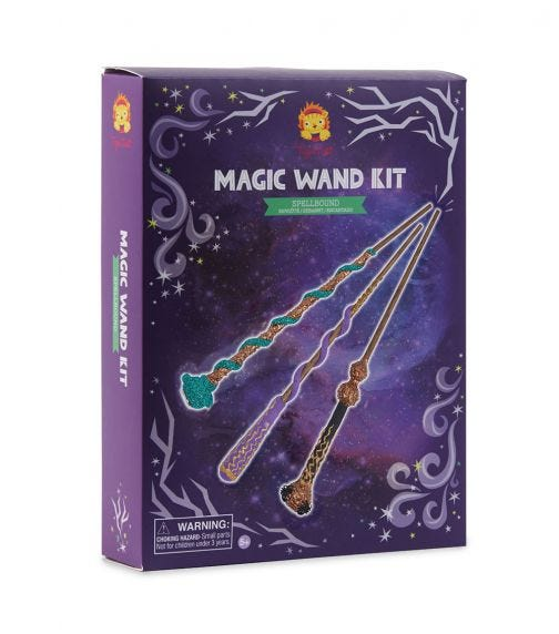 TIGER TRIBE Magic Wand Kit Spellbound