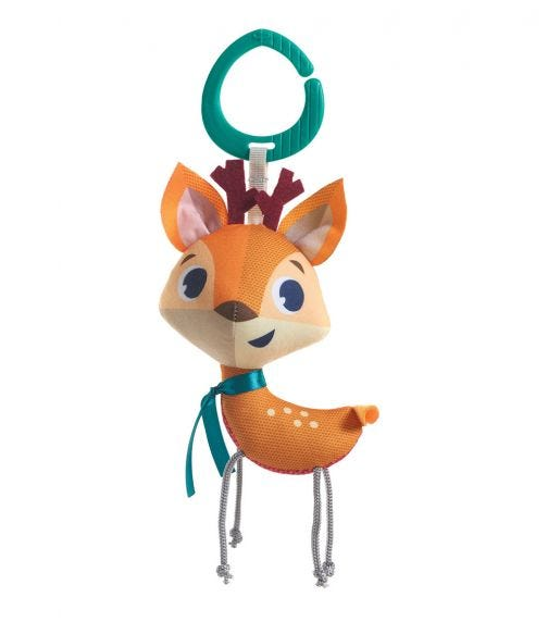 TINY LOVE Florence The Deer Rattle Into The Forest