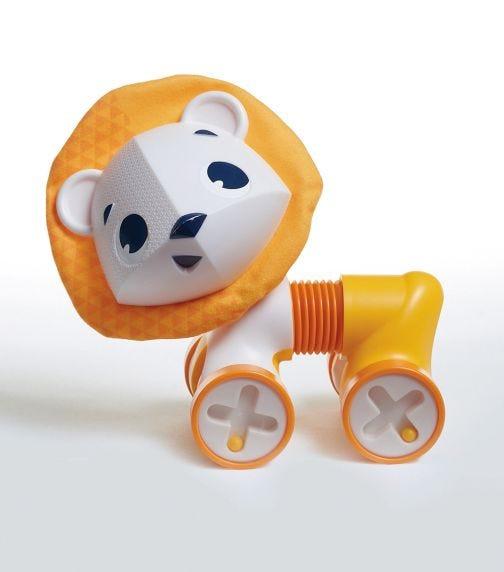TINY LOVE Leonardo The Lion Tiny Rolling Toys