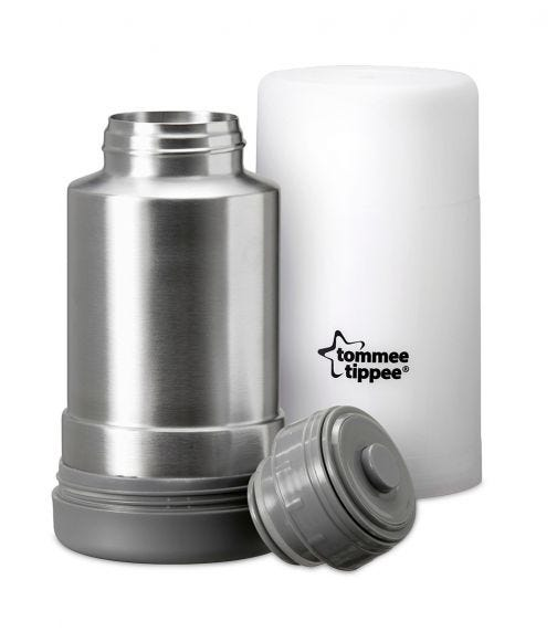 TOMMEE TIPPEE Closer To Nature Travel Bottle And Food Warmer
