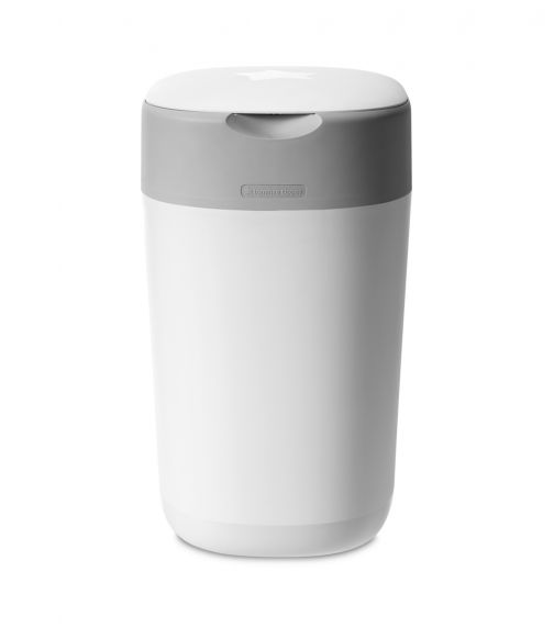 TOMMEE TIPPEE Twist And Click Advanced Nappy Disposal Sangenic 12 Pieces Refill White