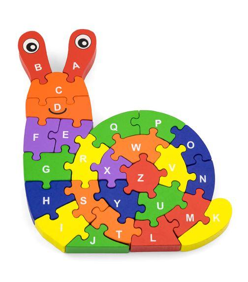VIGA 3D Puzzle Snail
