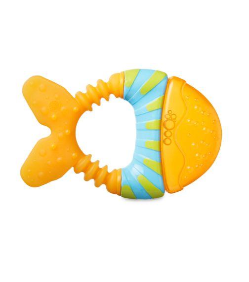 TOMMEE TIPPEE Teethe N Cool Waterfilled Teether - Orange