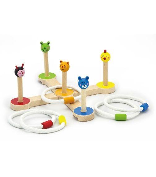 VIGA Ring Toss Game Animals
