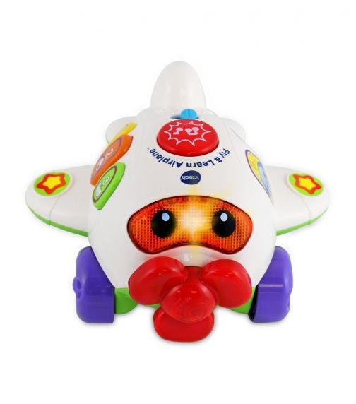 VTECH Play And Learn Airplane