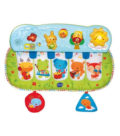VTECH Lil Critters Play & Dream Musical Piano