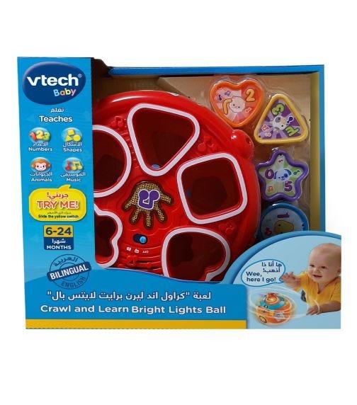 VTECH Shape Sorting Bilingual