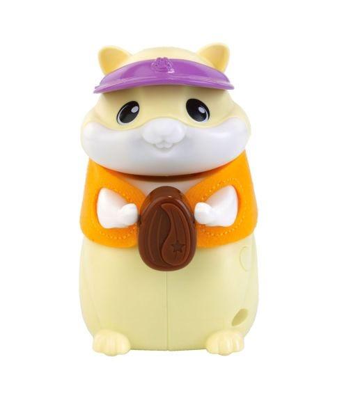 VTECH PetSqueaks Sunny The Hamster(Purple Version)