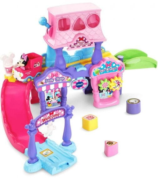 VTECH Toot-Toot Drivers - Minnie's Ice Cream Parlour