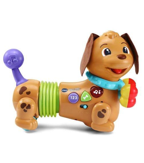 VTECH Walk & Wiggle Learning Puppy