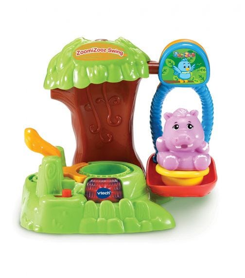 VTECH Zoomizooz - Swing With Horse