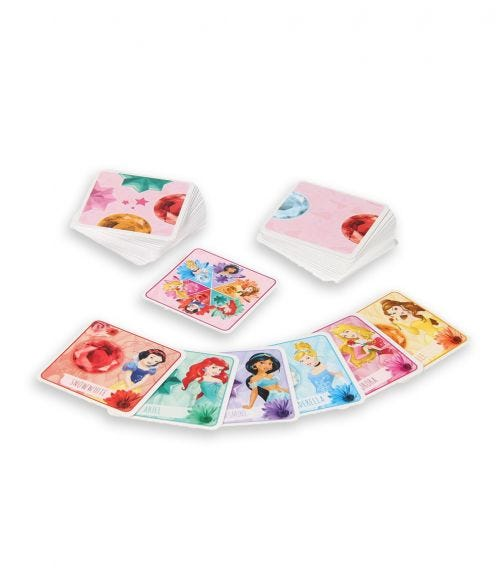 WINNING MOVES Cartamundi DISNEY Princess Card Game Box