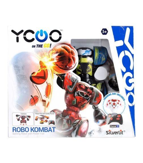 YCOO Silverlit Robo Kombat Single Pack Assorted