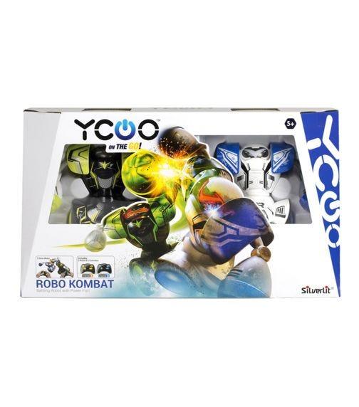 YCOO Silverlit Robo Kombat Twin Pack