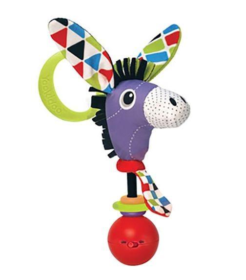 YOOKIDOO Donkey Shake Me Rattle
