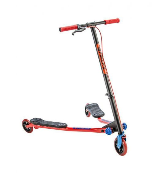 YVOLUTION Yfliker A3 Air Red/Blue