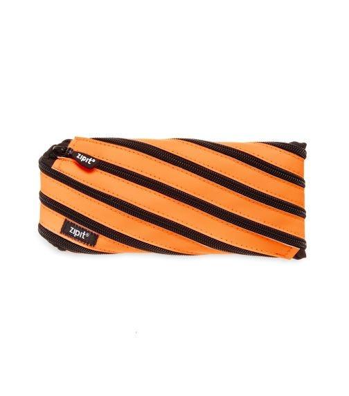 ZIPIT Pencil Casepouch Neon Pouch Orange
