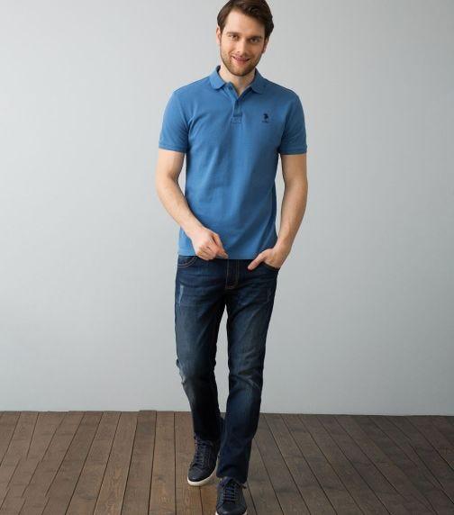 US POLO ASSN. - Basic Polo T Shirt