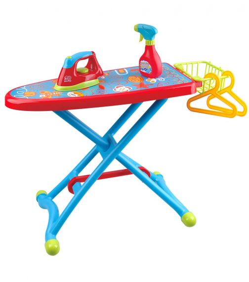 PLAYGO Playgo Ironing Table Pretend Play Set Multicolor