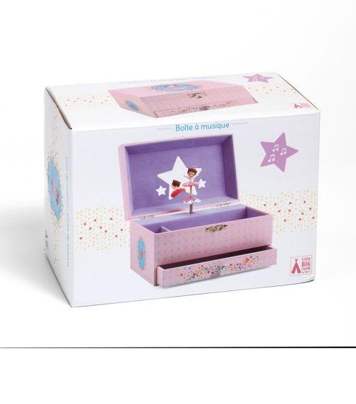 DJECO Ballerina's Tune Musical Box