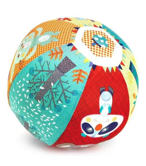 DJECO Balloon - Forest Ball