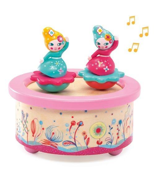DJECO Flower Melody Music Box