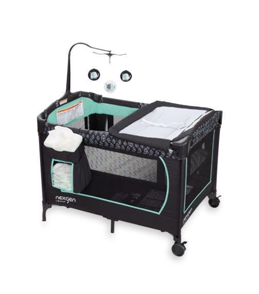 BABYTREND Nexgen Dozy Cozy Nursery Center Sycamore