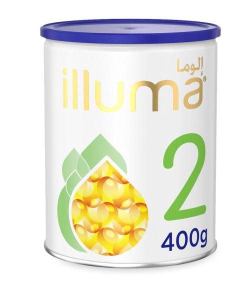 WYETH Illuma HMO Stage 2 (6-12 Months) Super Premium Follow-On Formula - 400 G