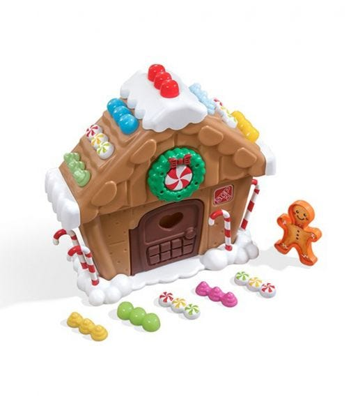 STEP 2 My First Gingerbread House 1 Pack Kraft