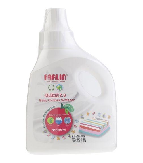 FARLIN Baby Clothes Softener 600 ML