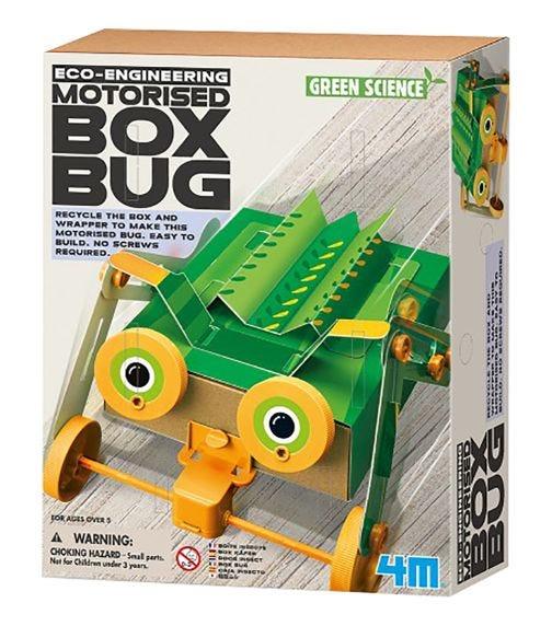4M Box Bug Green Science