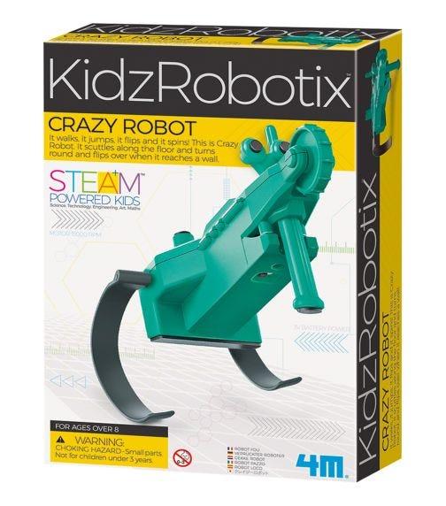 4M Kidz Robotix Crazy Robot