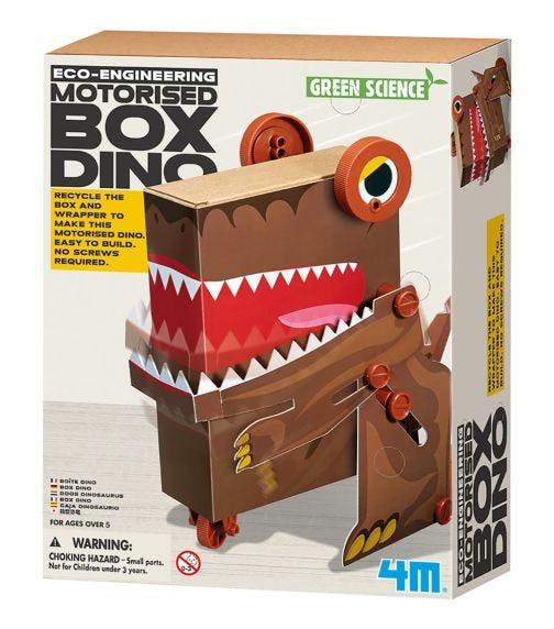 4M Box Dino Green Science