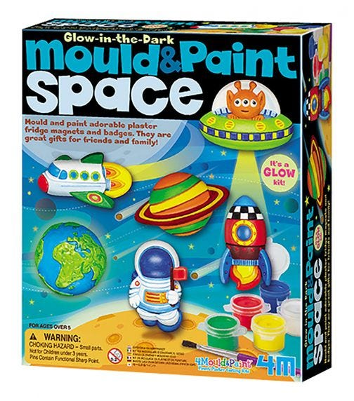 4M Mold & Paint Glow Space