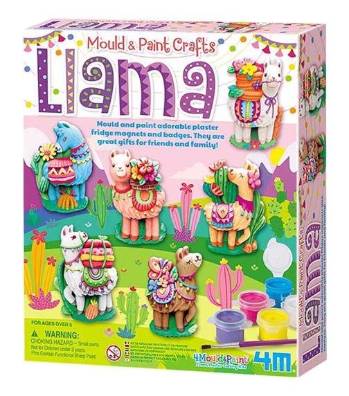 4M Mold & Paint Llama