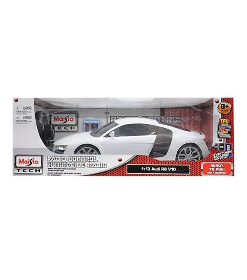 MAISTO TECH RC 1:10 Scale 24 GHz Audi R8 V10