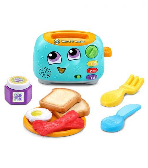 LEAP FROG Yum 23 Toaster