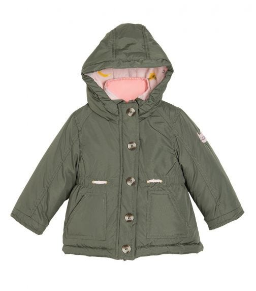 CARTER'S Infant Girls Heavyweight Systems Jacket