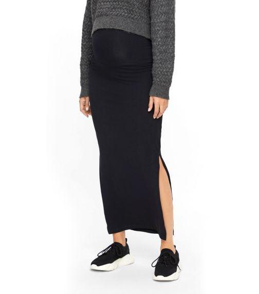 MAMALICIOUS Mllea Org Tube Maxi Skirt