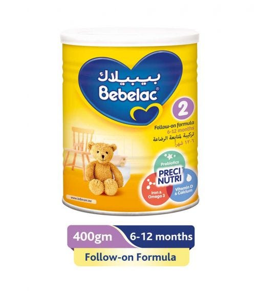 BEBELAC 2 - 400G Formula