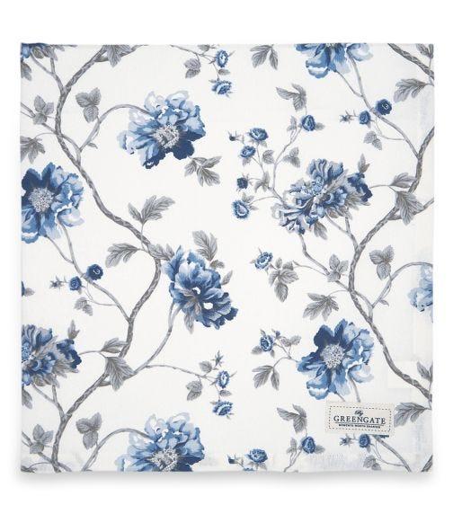 GREENGATE Tablecloth Charlotte - White (150x150cm)
