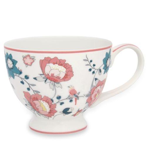 GREENGATE Teacup Sienna - White