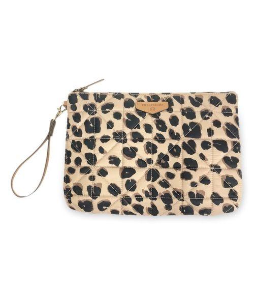TWELVELITTLE Companion Diaper Changing Pouch Leopard