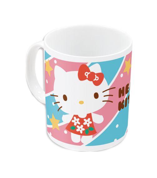 HELLO KITTY Disney Poema Mug 11Oz