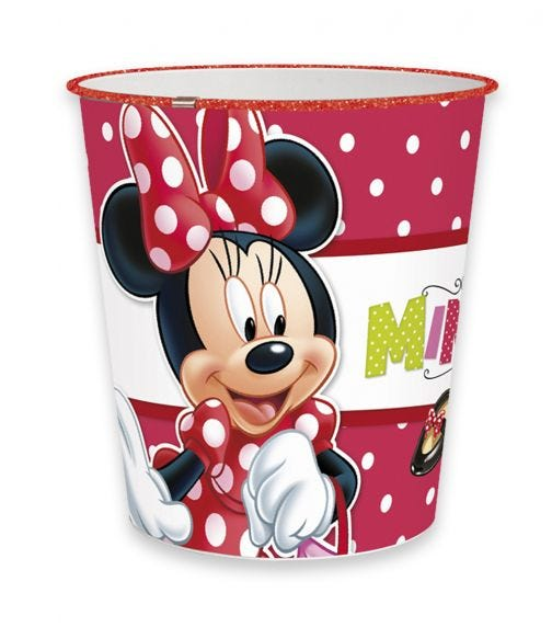 MINNIE Disney Mad About Shopping Bin  5L